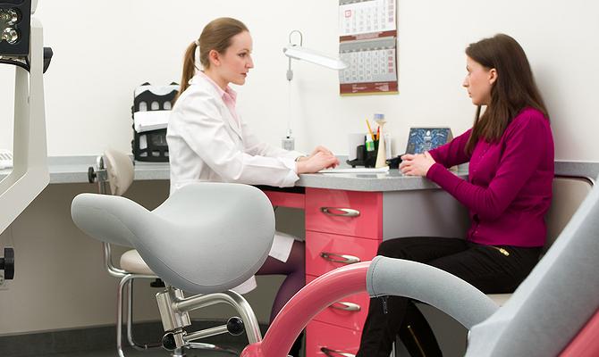 Рамблер на осмотре у гинеколога фото 164-421