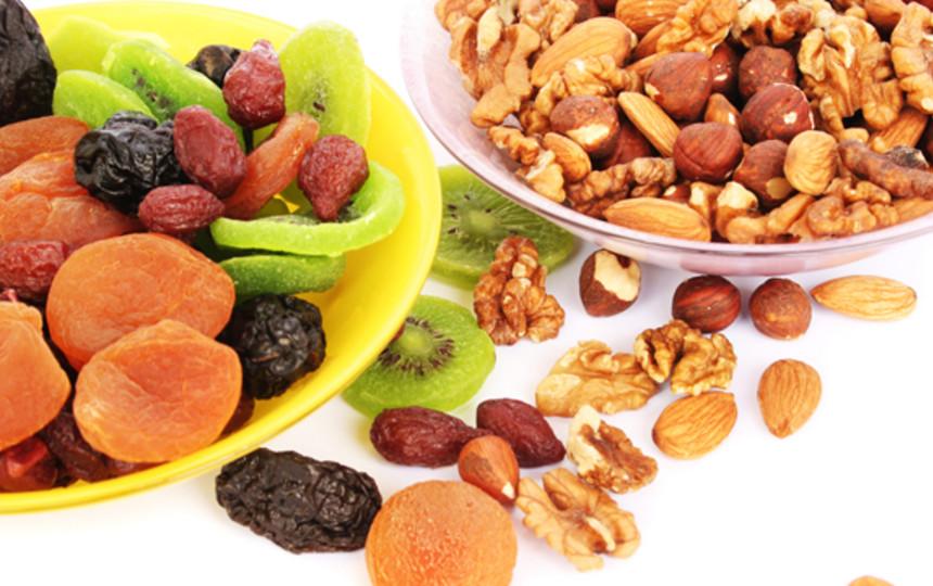 Диета на орехах и сухофруктах отзывы