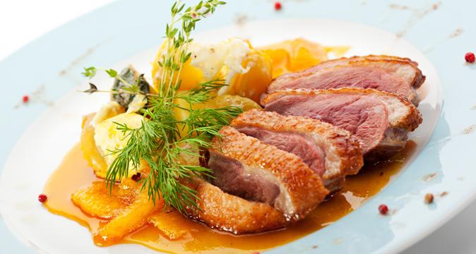 Блюда из филе утки рецепт 142