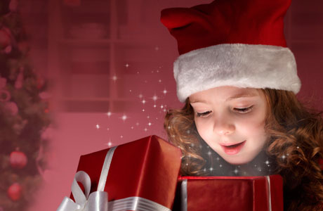 Картинка детей новый год