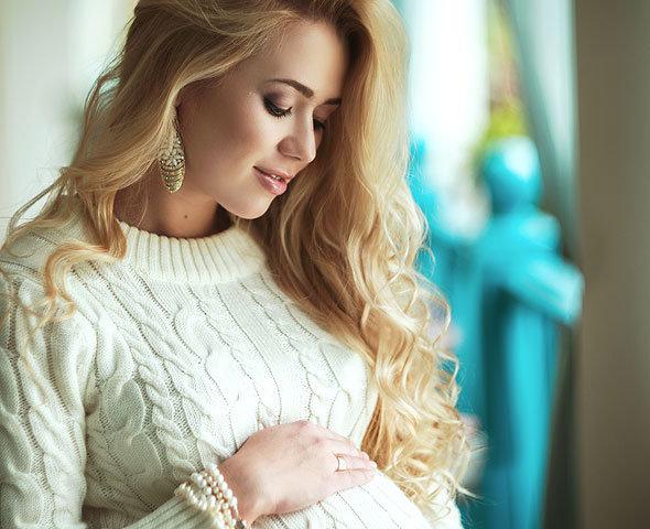 Как ухаживать за волосами во время беременности