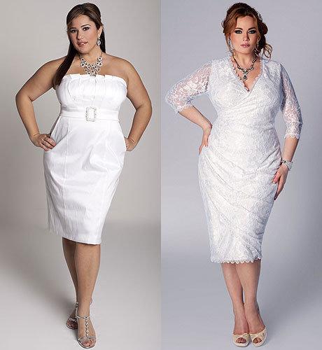 Платье для полной девушки краснодар