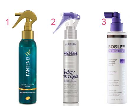 Спрей восстанавливающий для волос