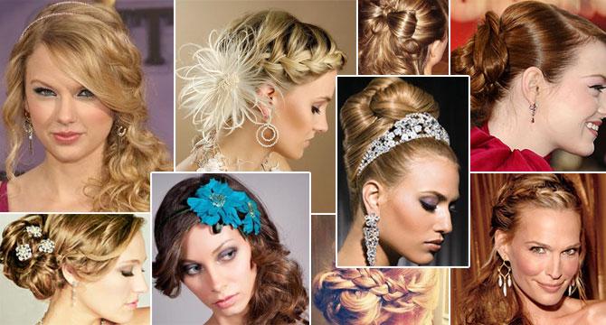 Причёски с резиночками для девушек