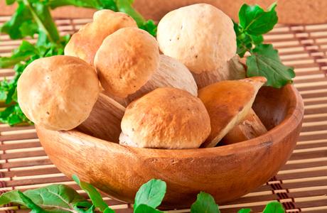 Диета белые грибы