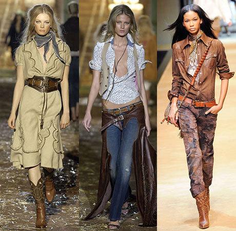 кантри стиль одежды
