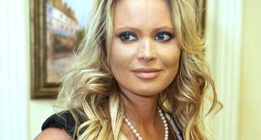 Дана борисова без макияжа 2017-2018