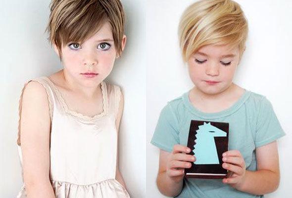 Детские стрижки для девочек на короткие волосы фото