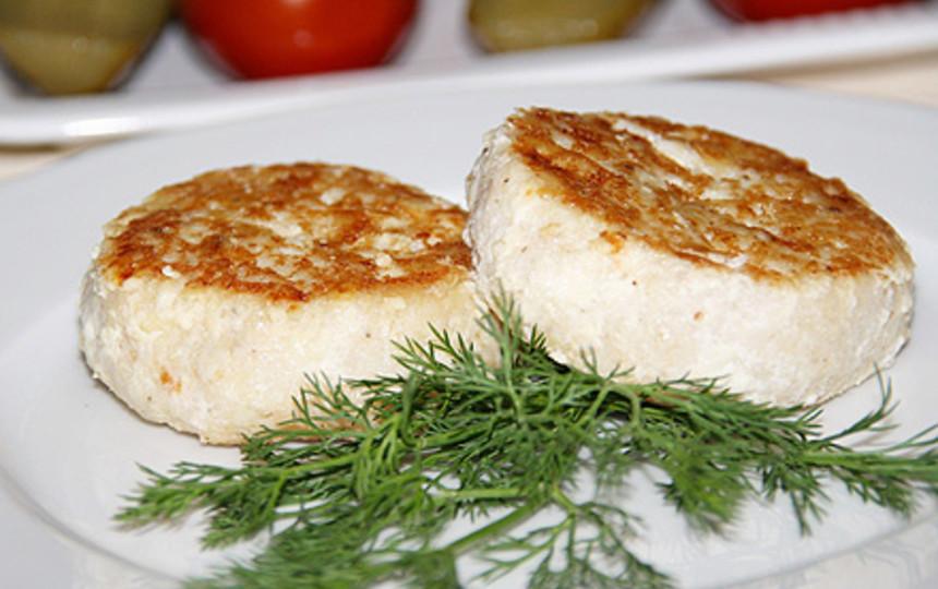 Пп рыбные котлеты рецепт пошагово в