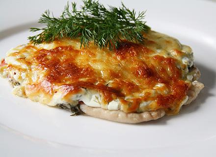 рецепт куриной отбивной в сырной корочке