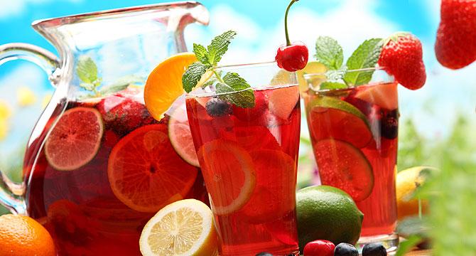 рецепт лимонад клубника базилик