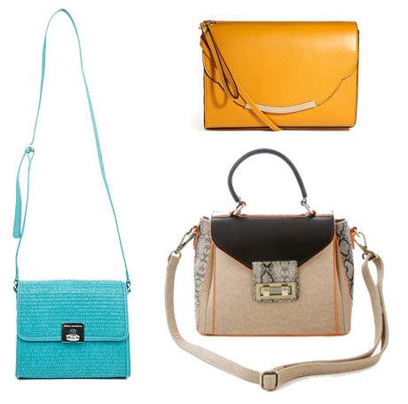 С чем и как носить сумку Модные сумки 2017