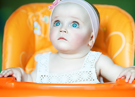 во сколько у детей новорожденных появляются волосы хорошие