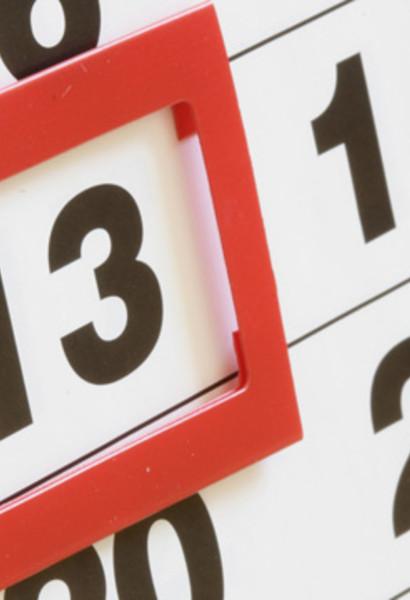 Почему число 13 считается несчастливым число 58