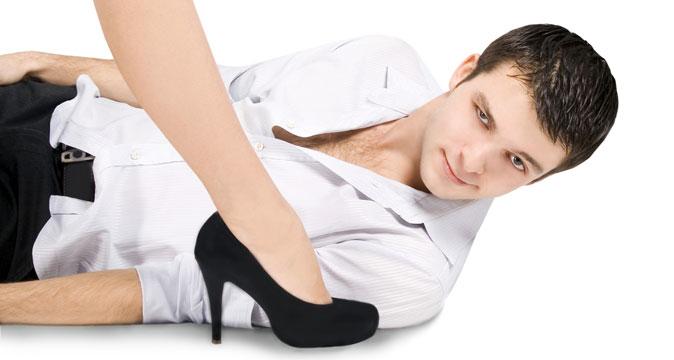 Тетены ноги