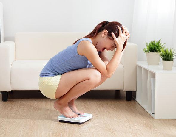 Почему не уходит лишний вес