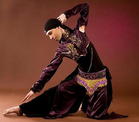 похудеть занимаясь восточными танцами
