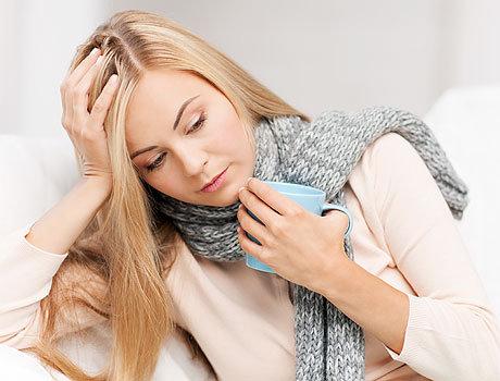 Больное горло у беременной лечение