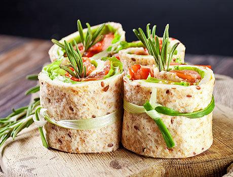 Горячие салаты рецепты от шеф поваров