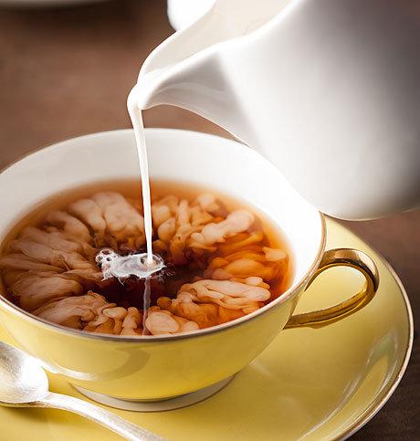 Худеют Ли От Черного Чая С Молоком
