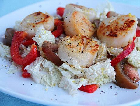 Вкусные блюдо из цветной капусты