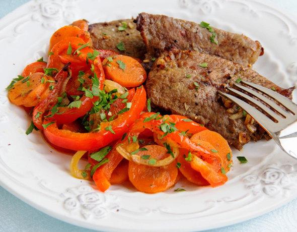Говядина в духовке Рецепты и как приготовить говядину в