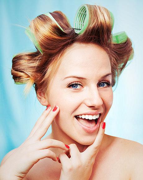 Сонник накручивать бигуди на волосы