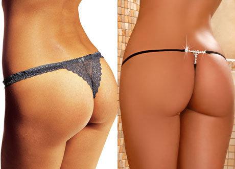 Фото трусы бикини сзади порно
