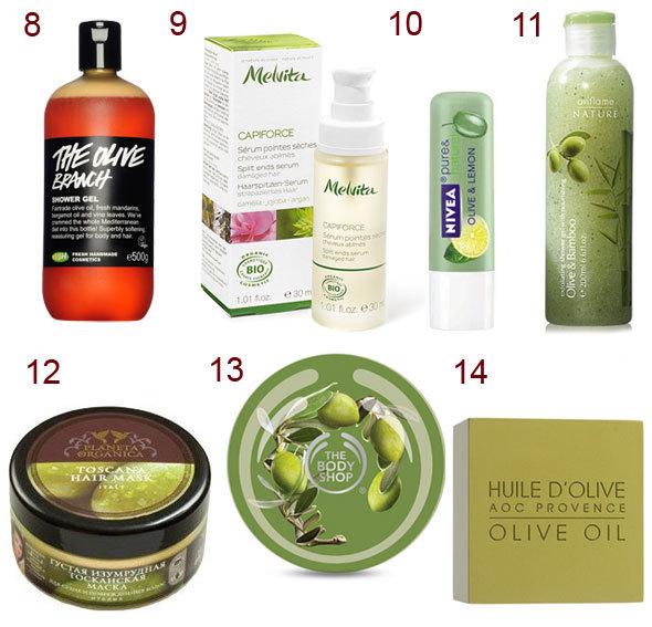 В краску для волос добавлять оливковое масло