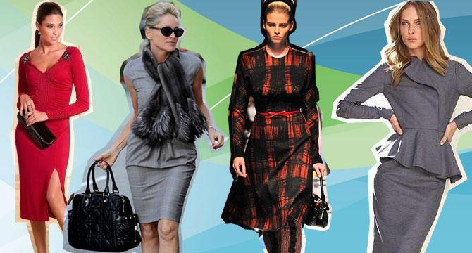 Модные платья на весну для женщин в 50 лет