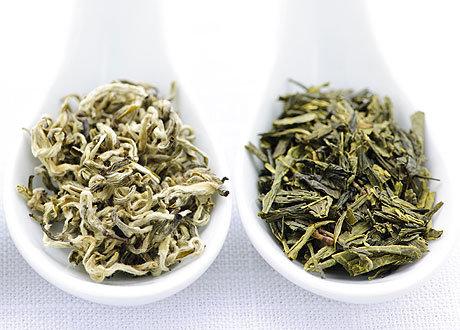 зеленые/белые чаи которые продаются цветами