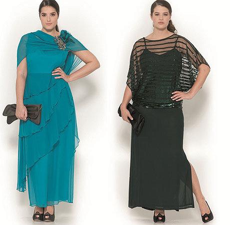 Вечерние платья балахоны для полных