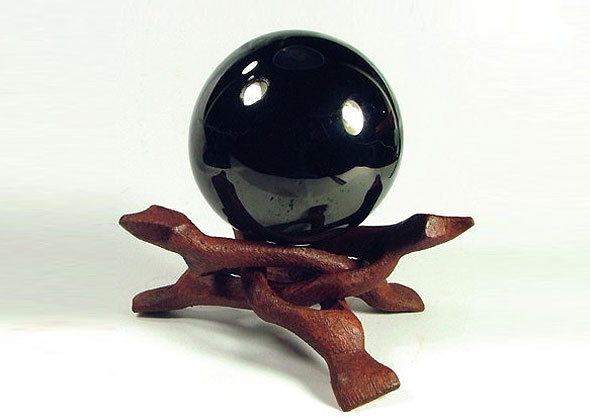 Черная яшма