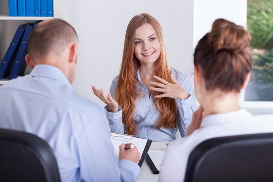 Секс перед собеседованием