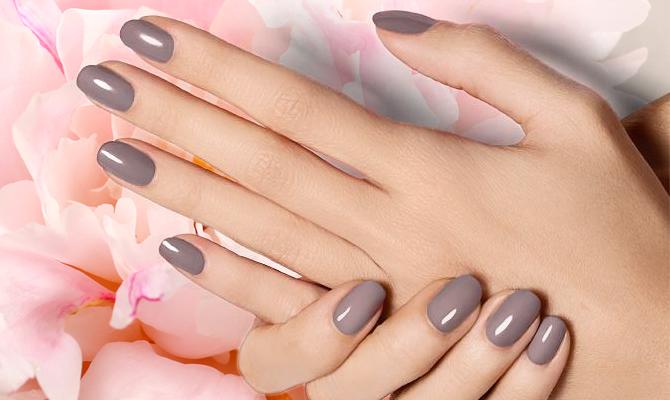 Форма ногтей для маленьких ногтей