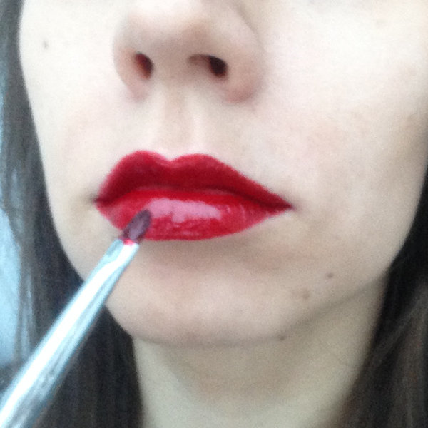 Татуаж губы в домашних условиях
