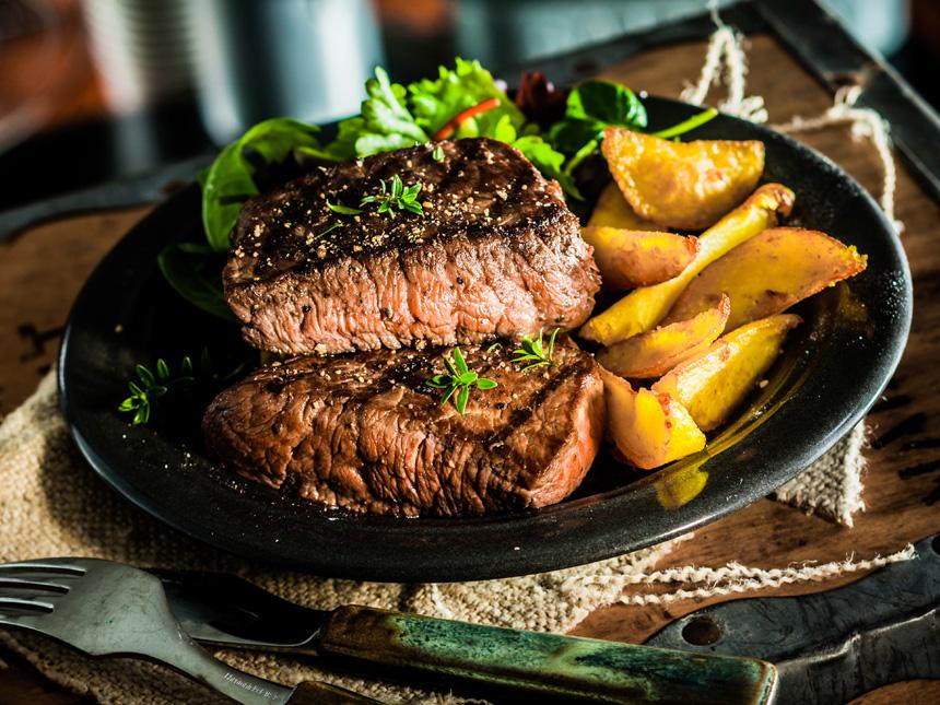 Блюдо из говядины для диабетиков