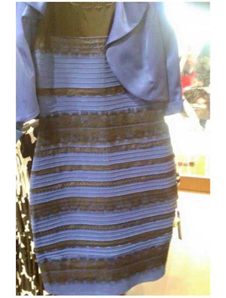 Какого цвета платье сине