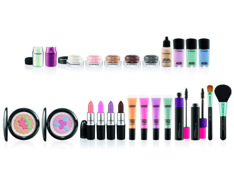 Mac makeup set