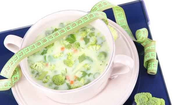 Похудеть с жиросжигающим супом