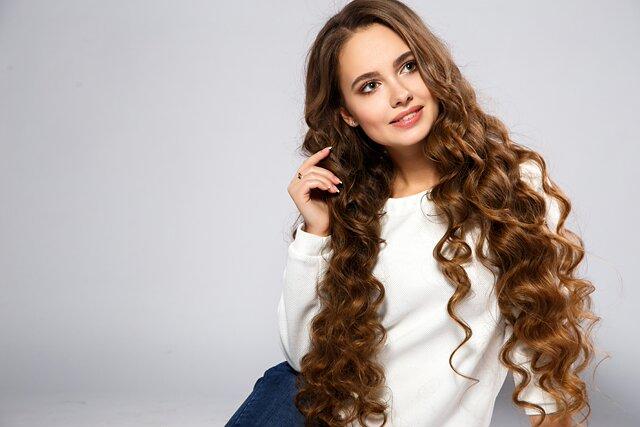 Длинные волосы любовницы