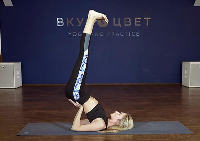 Cum elimină clasele de yoga varicele