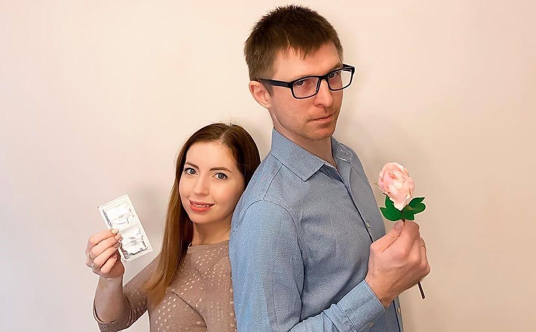 Блогерша Диденко считает время смерти мужа «подарком»