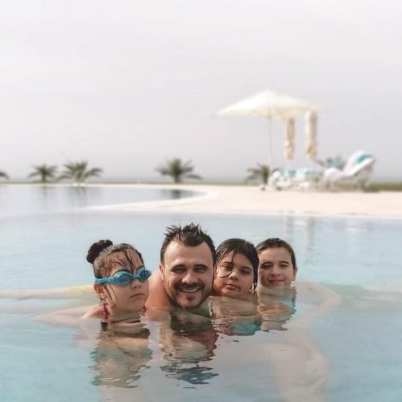 Эмин агаларов фото на отдыхе