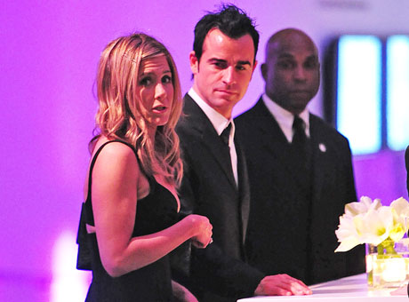 Дженифер Энистон (Jennifer Aniston) и Джастин Теру (Justin Theroux)/ splashnews.com