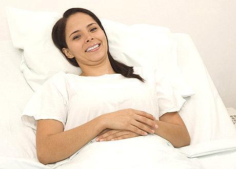 Внутренние швы после родов: правильный уход