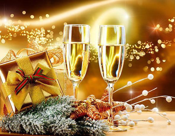 Новогодние поздравления, тосты и пожелания