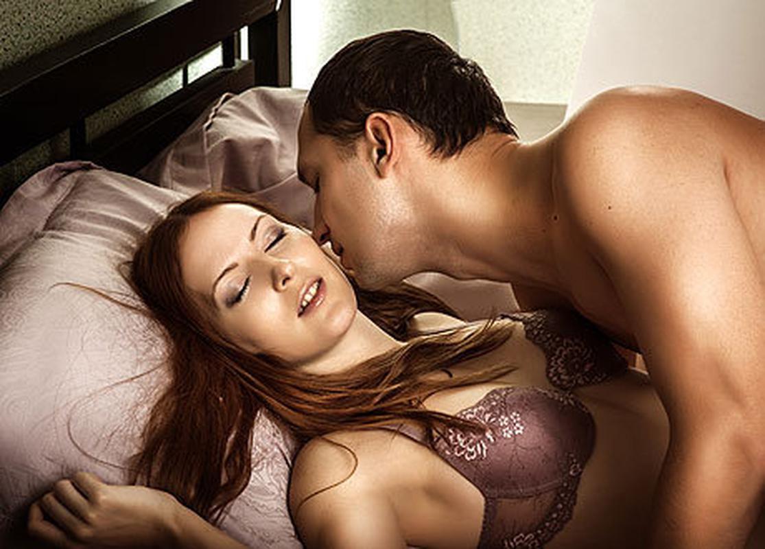 Первый секс с сновым мужчиной