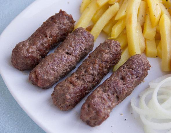 Чевапчичи рецепт колбаски из черногорской сказки! Рецепт 67