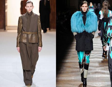 Лучшие модные тенденции сезона осень-зима 2012-2013 рекомендации